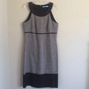 Antonio Melani Linen Dress
